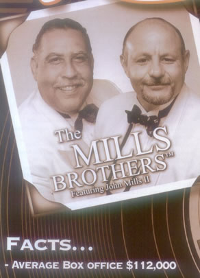 The Mills Brothers Photo